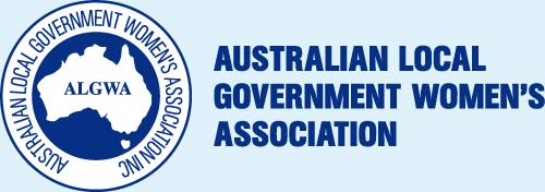 Australian Women in Local Government Association Tasmania logo