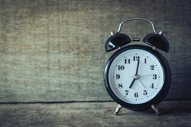 managing time=managing goals