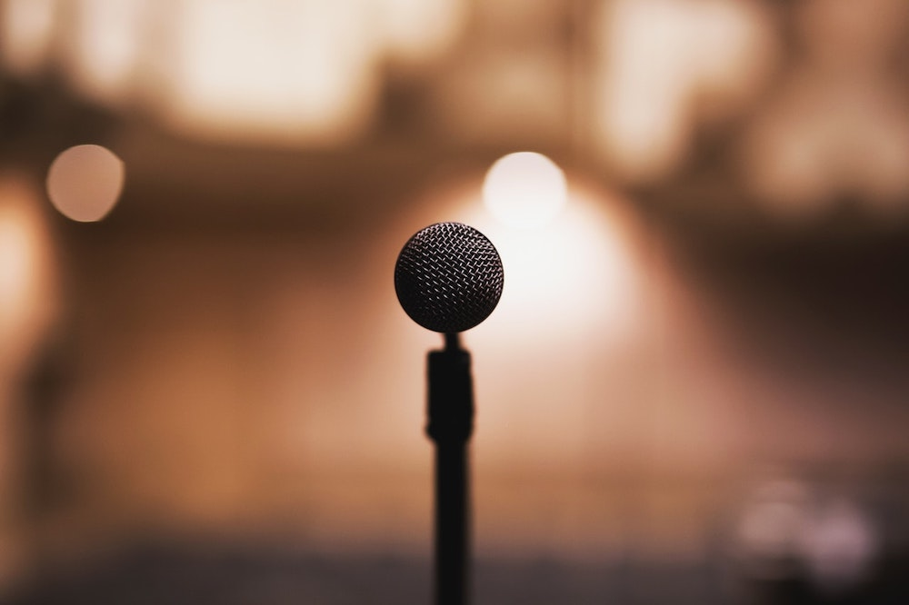 Build your workplace communication skills with public speaking